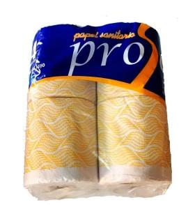 Rollo de papel sanitario Pro (Pax 4 unidades)